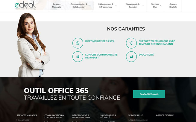 Elyos Digital, corporate website IT provider